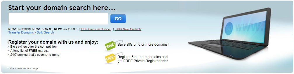 5solutions.com domain names search